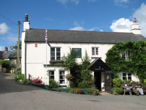 Clovelly Inn, Bratton Clovelly