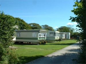 Camping And Caravanning In Ruby Country Devon